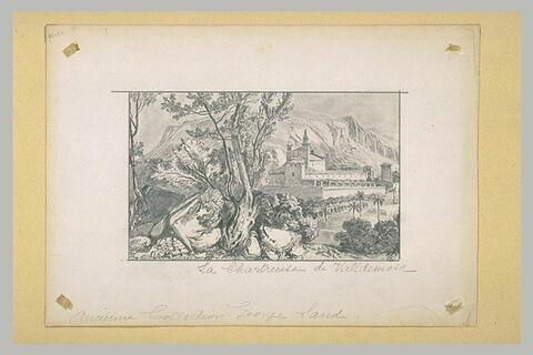 Vue de la Chartreuse de Valdemosa