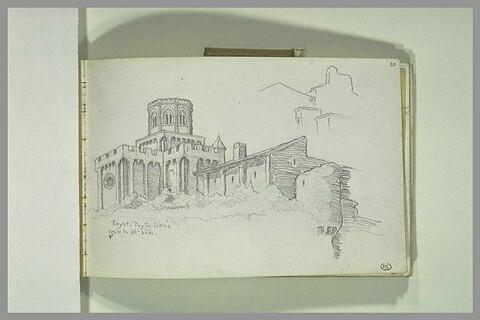 Eglise de Royat, Puy de Dôme