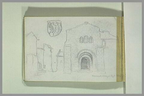 L'abbaye de Beaumont