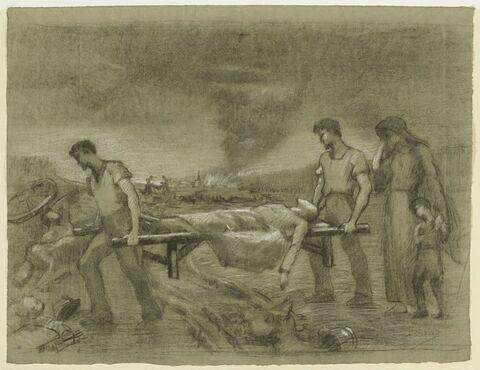 L'Accident de travail (la Mine)
