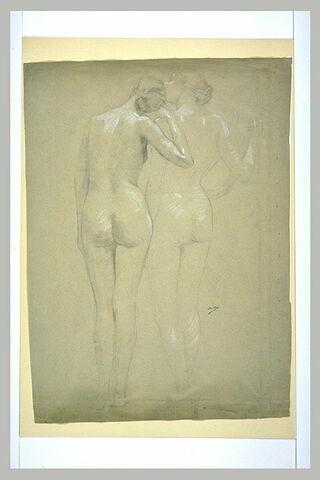 Deux femmes nues