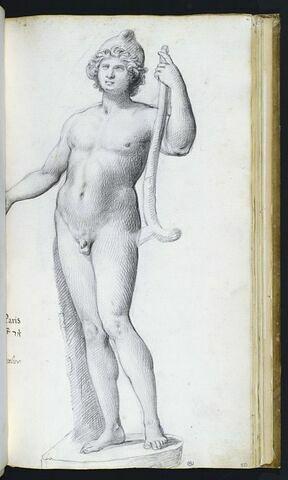 Statue de 'PARIS'