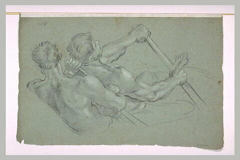 'Les rameurs d'Ulysse'