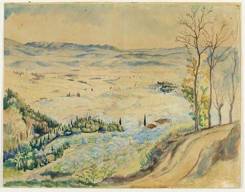 La Plaine à Settignano