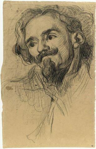 Portrait d'Achille Emperaire