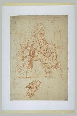 Portrait d'un gentilhomme et de son fils