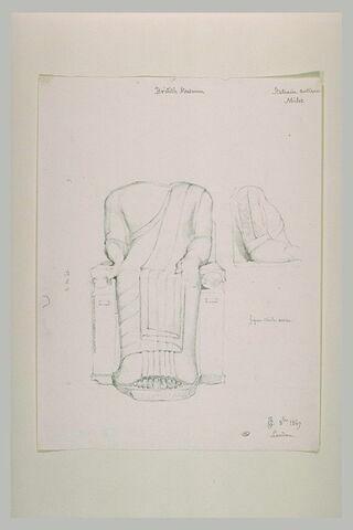Statuaire antique de Milet