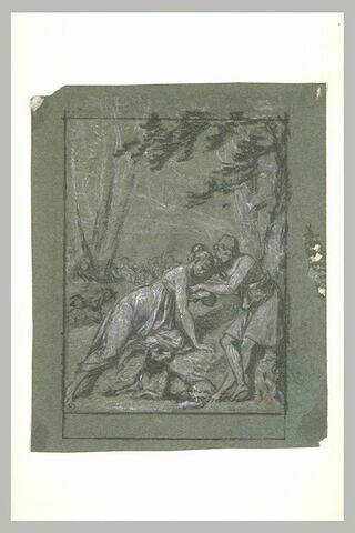Daphnis et Chloé : La Cigale, entre 1793 et 1796