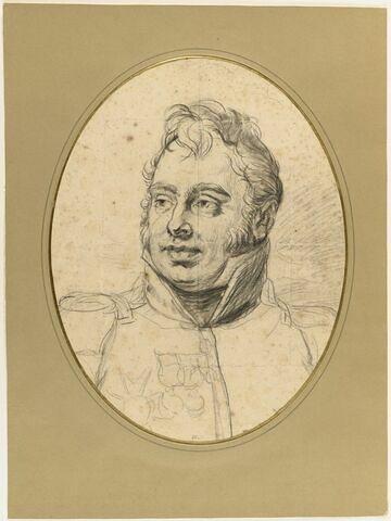 Charles Ferdinand d'Artois, duc de Berry (1778-1820), en habit paré