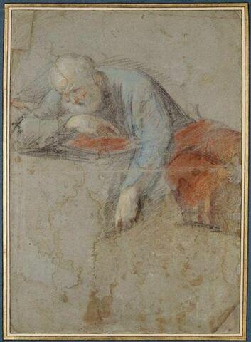 Apôtre lisant