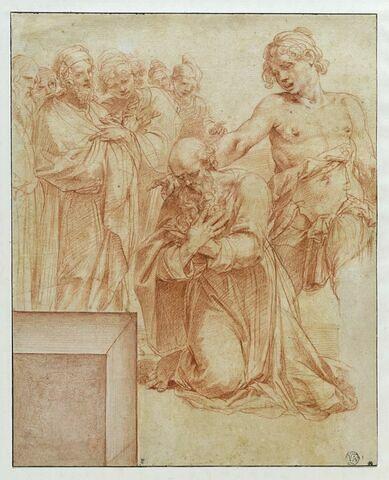 Saint Paul et le bourreau