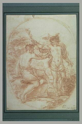 Mercure et Argus
