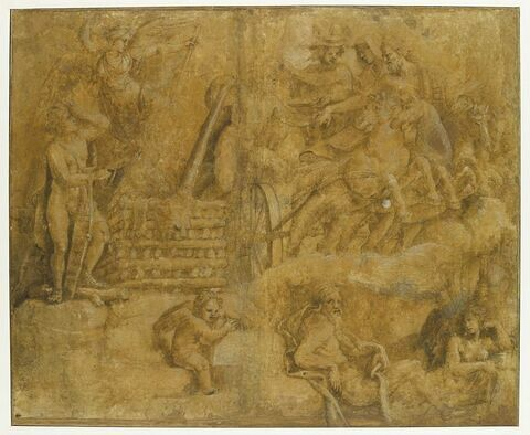 L'Apothéose d'Hercule