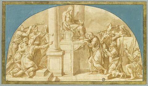 Adoration de Jupiter