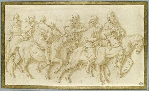 Prêtres à cheval