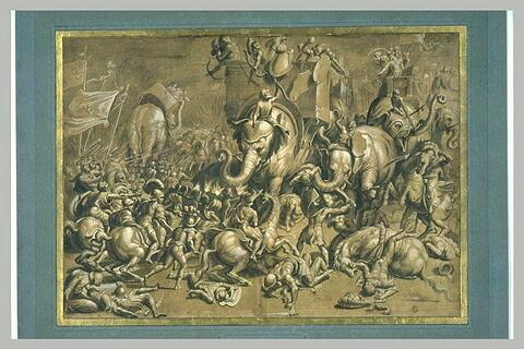 Gestes de Scipion : la bataille de Zama