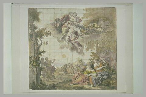 L'enlèvement d'Orithye par Borée