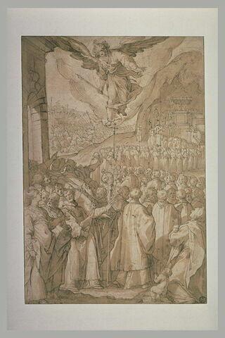 L'apparition de saint Michel au Mont-Gargan