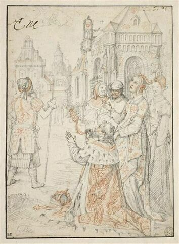 Auguste et la Sibylle de Tibur