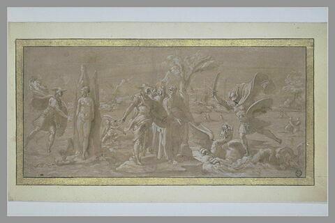Persée délivrant Androméde