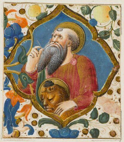 Saint Marc et son lion