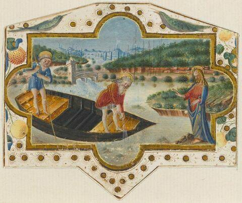 Vocation de saint Pierre et de saint André