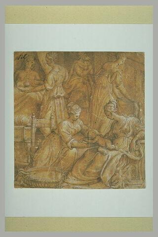 Naissance de saint Jean-Baptiste