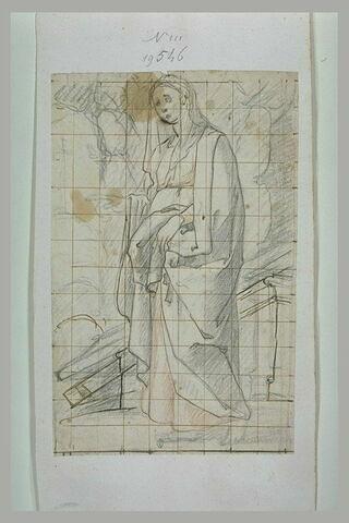 Sainte Femme au tombeau