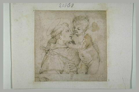 Saint Antoine et l'Enfant
