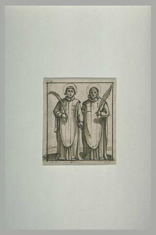 Deux saints martyrs