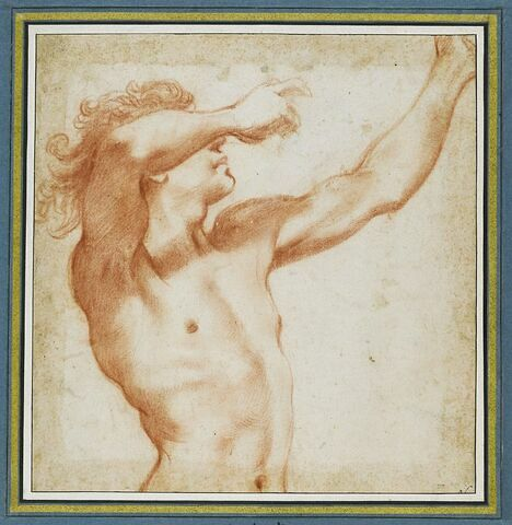 Apollon de profil