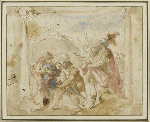 Alexandre et Porus