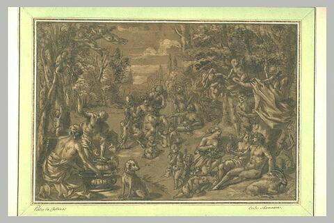 Triomphe de Bacchus