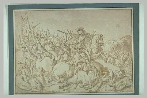 Bataille de l'époque romaine
