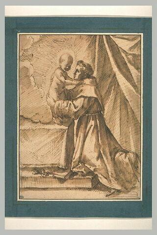 Saint Dominique et l'Enfant