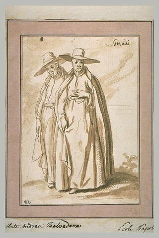 Deux jésuites
