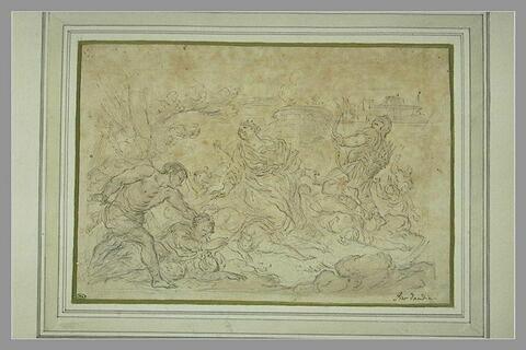 Martyre de sainte Ursule et des onze mille vierges