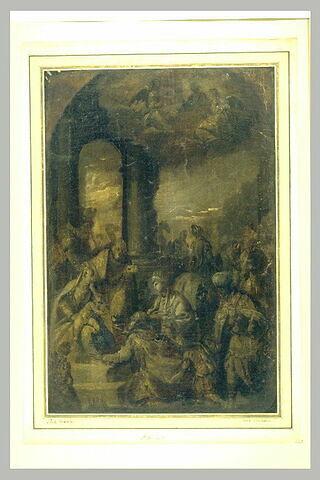 L'Adoration des Rois