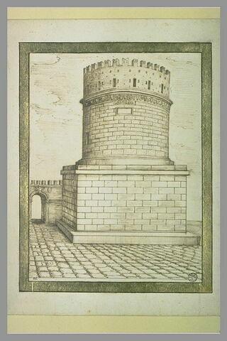 Tombeau de Cecilia Metella