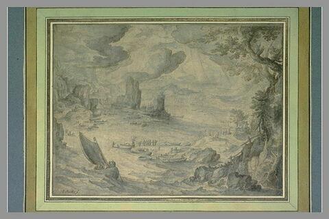 Estuaire et côtes rocheuses