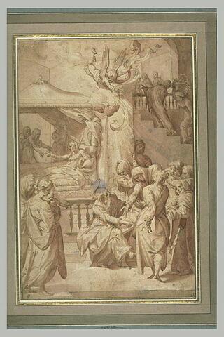 Imposition du nom de saint Jean-Baptiste