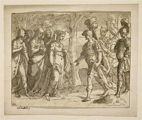 David et Abigaïl