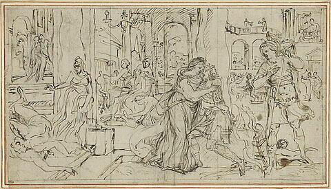 Le Retour d'Ulysse dans son palais