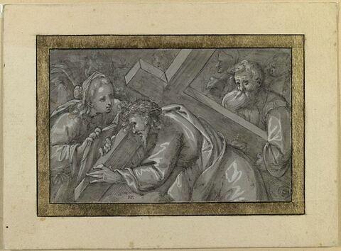 Le Christ portant sa Croix et sainte Véronique