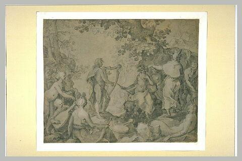 Apollon et Midas