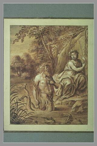Glaucus et Scylla
