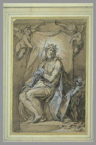 Le Christ au roseau