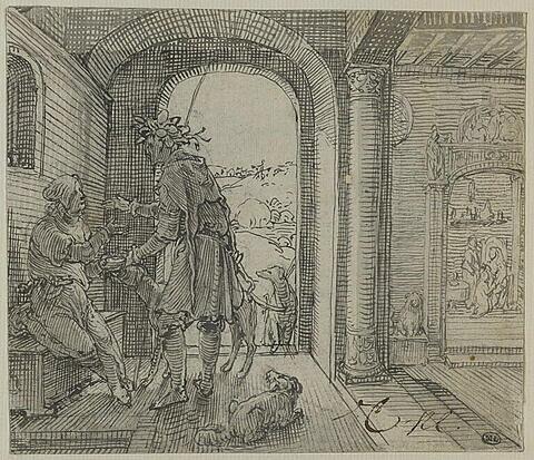 Esaü revenant de la chasse