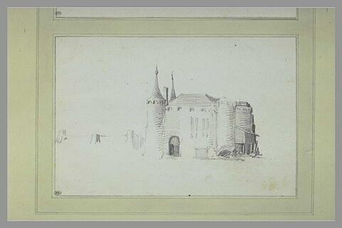 Château isolé