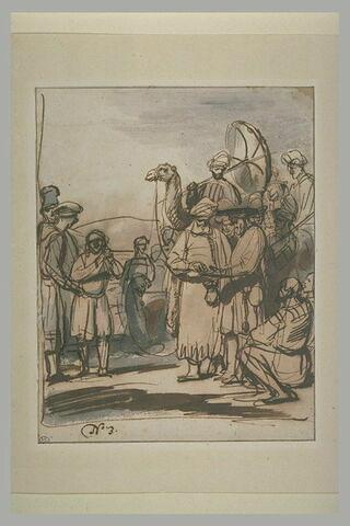 Joseph est vendu à des marchands